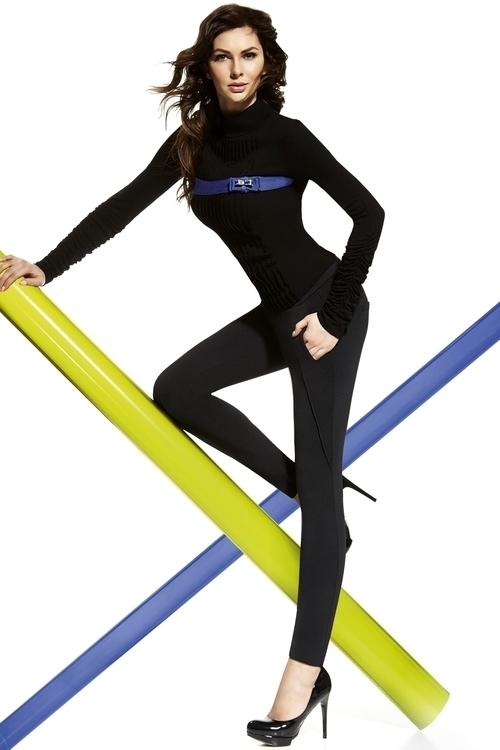 Legíny Diana - Bas Bleu - L - černá