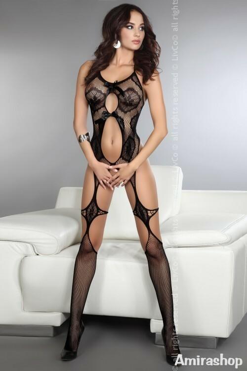 Dámské body Esmeralda - Livco Corsetti - S/L - černá