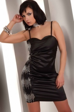 Luxusní košilka Hathor-LivCo CORSETTI