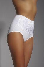 Stahovací kalhotky Ala - Mitex - M - bílá