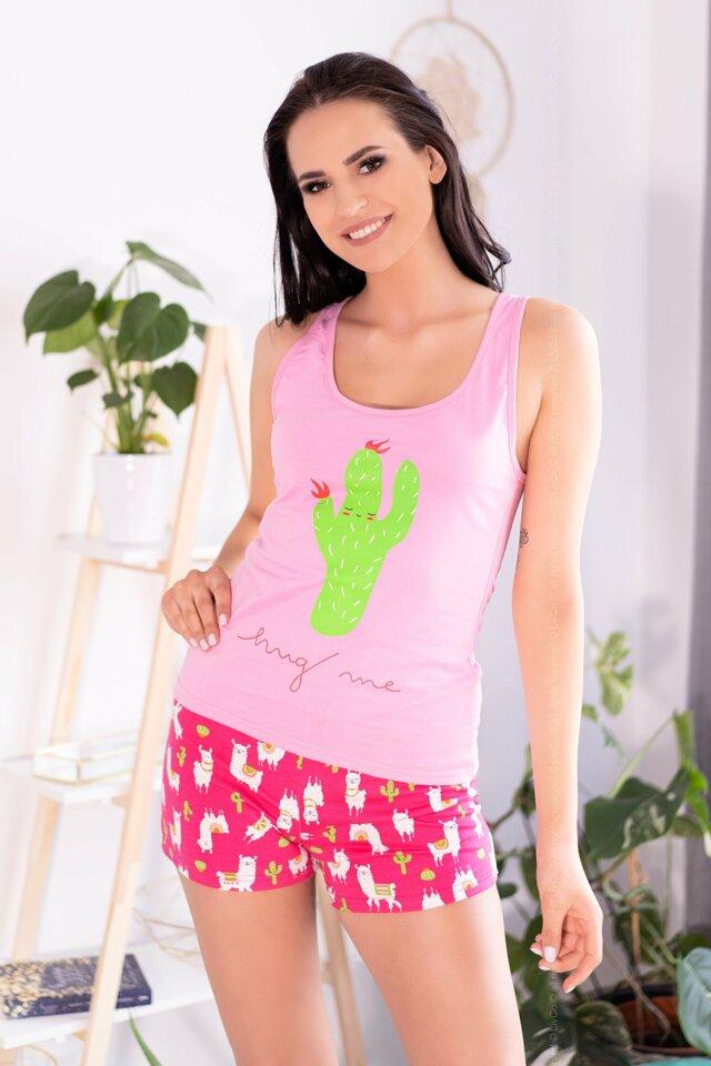 Dámské pyžamo Embrasse - LivCo Corsetti