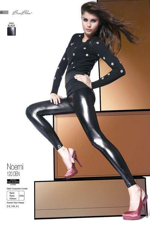 Legíny Noemi - Bas Bleu - S - černá