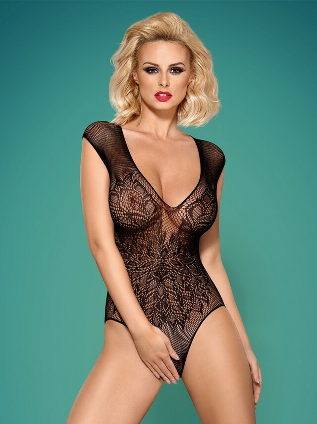 Body B112 teddy - Obsessive