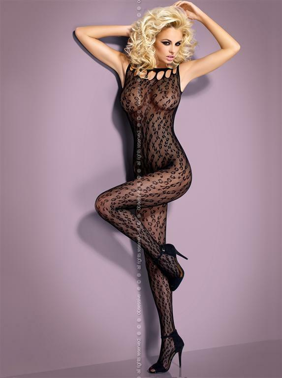 Body Bodystocking G306 - Obsessive