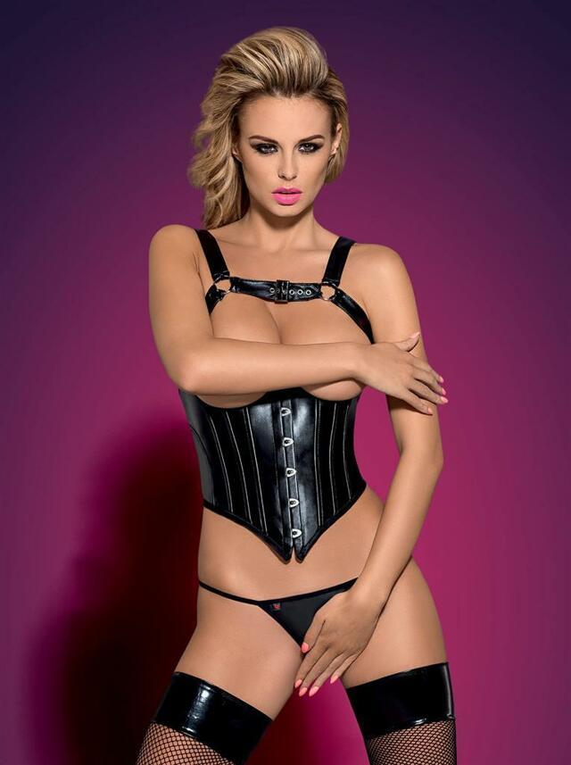 Korzet Darksy corset - Obsessive