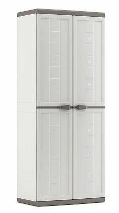 Plastová skříňka JOLLY HIGH 166 x 68 x 39 cm