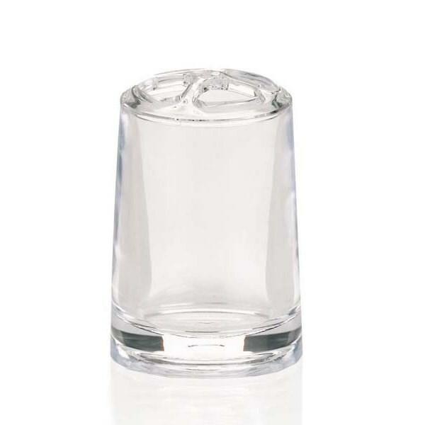 KELA Držák na zubní kartáček SINFONIE akrylové sklo KL-18496