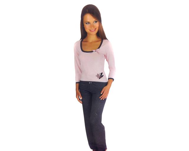 Dámské pyžamo 595 YPJ - CoCoon