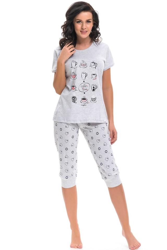Dámské pyžamo Dn-nightwear PM.9222