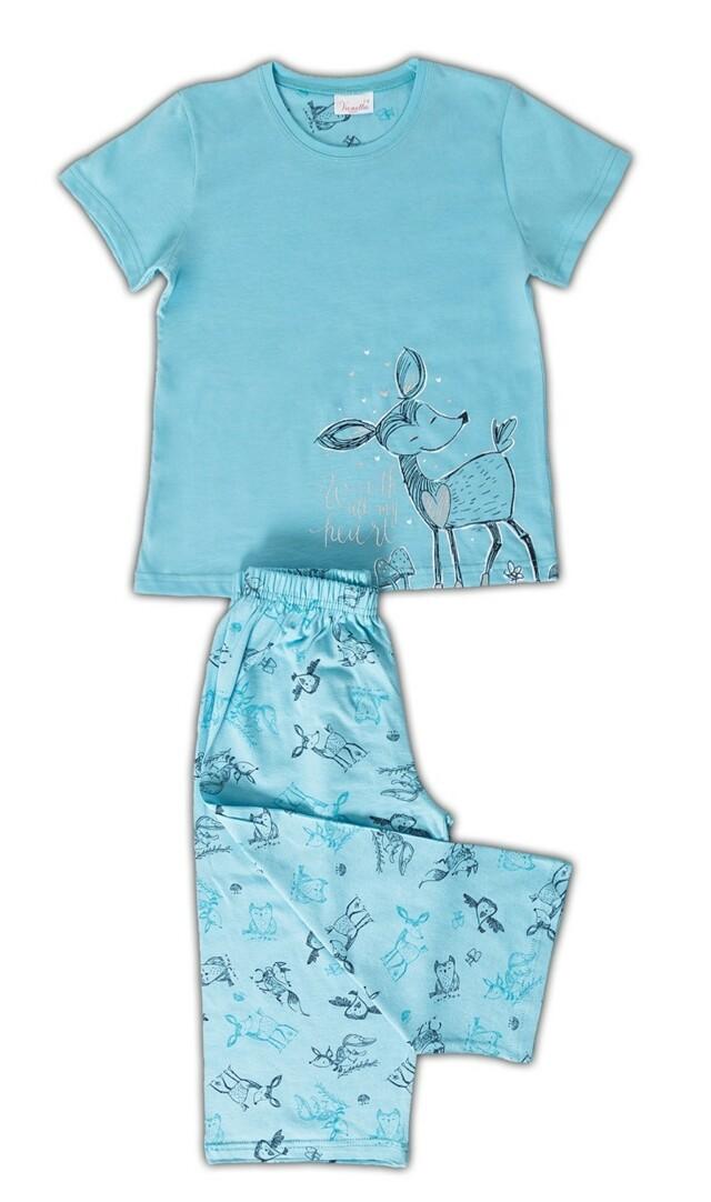 Dětské pyžamo kapri Srnečka