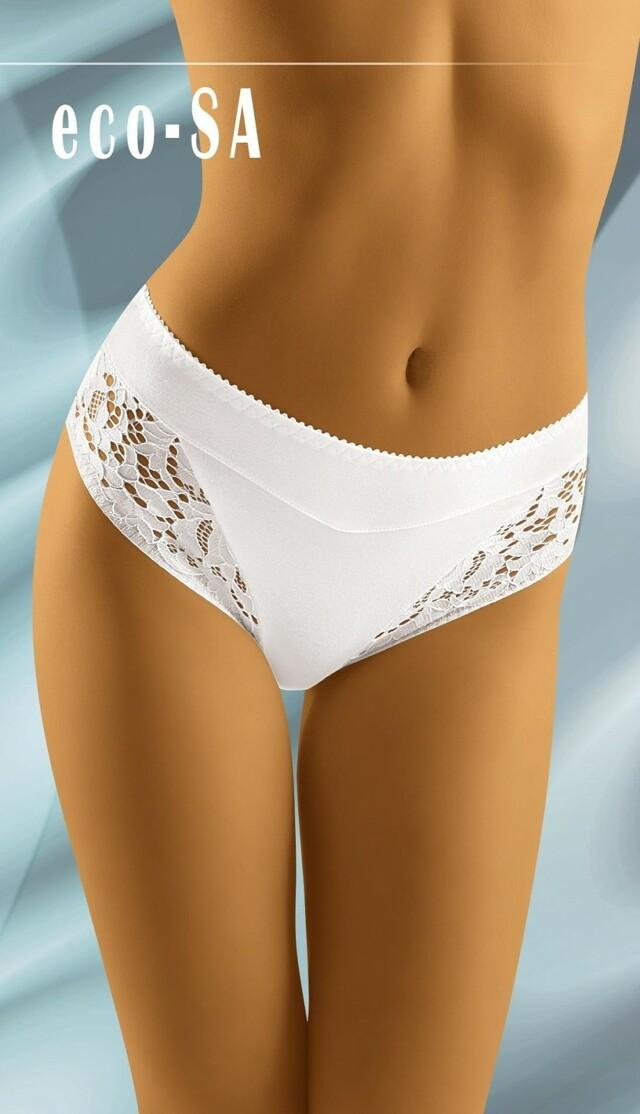 Kalhotky Wolbar eco-SA - L - bílá