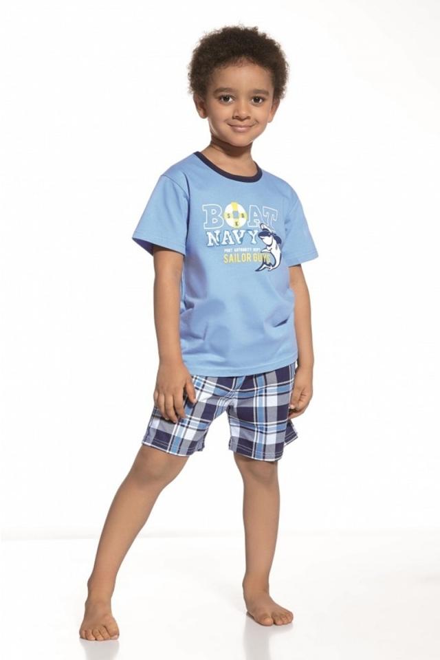 Chlapecké pyžamo 789/30 Boat navy