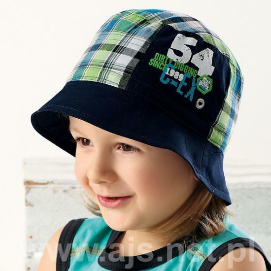 Dětský klobouček 34-206 - AJS