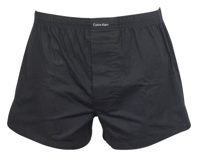 Pánské boxerky 13968 - Calvin Klein - S - černá
