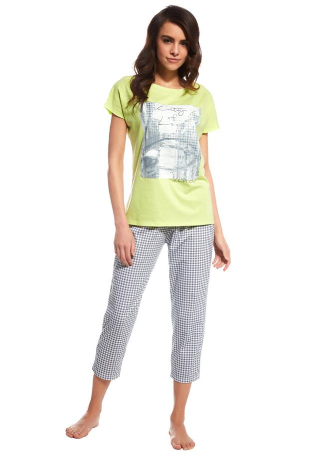 Dámské pyžamo Cornette 670/96 - XL - Dle obrázku