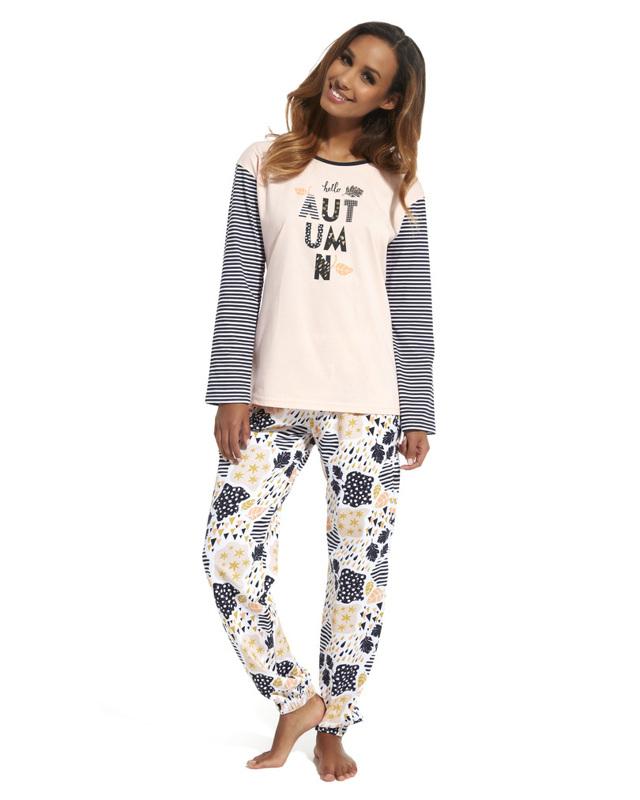 Dámské pyžamo 685/133 AUTUMN - S