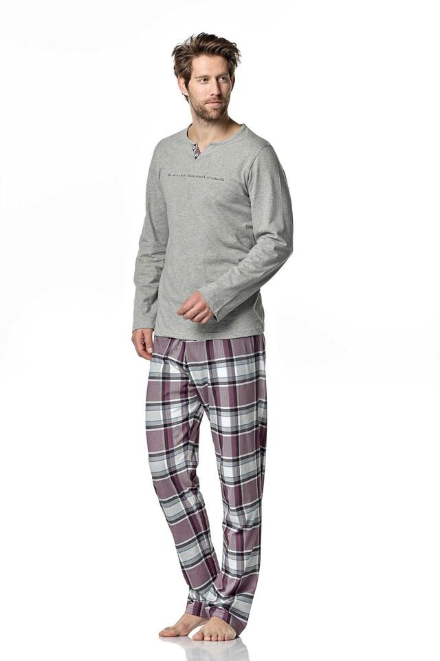 Pánské pyžamo 4925 - Vamp - L - originál
