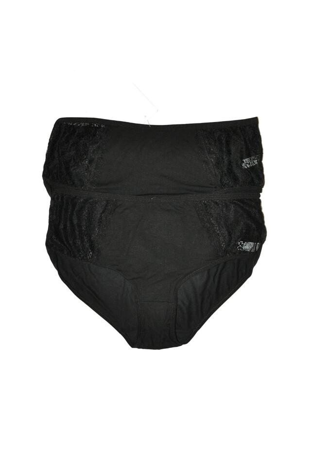 Kalhotky Donella 2528943QN A'2 - XXL - černá
