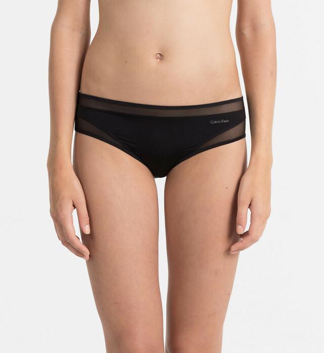 Kalhotky Naked Touch QF1131E černá T|O Calvin Klein