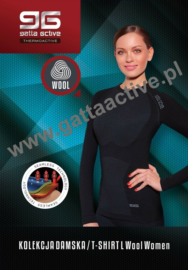 Košilka Gatta Woman Wool Thermoactive 2953S