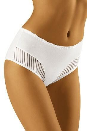 Kalhotky Eco - QI bílé - M