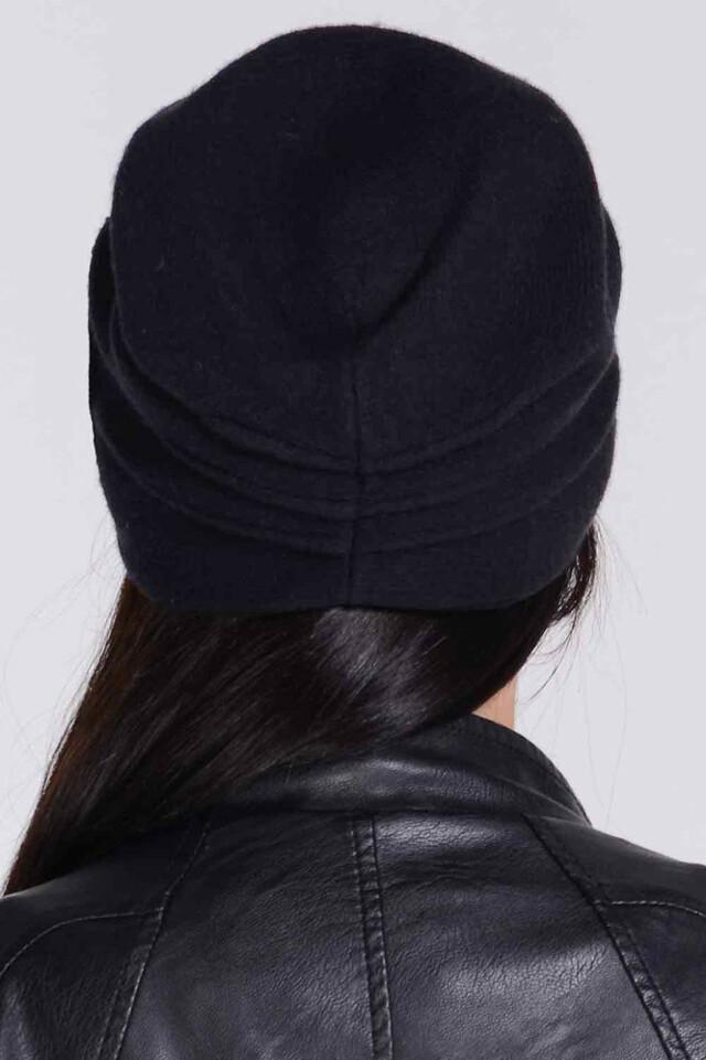 Dámská čepice KA-LEN - Kamea - uni - černá