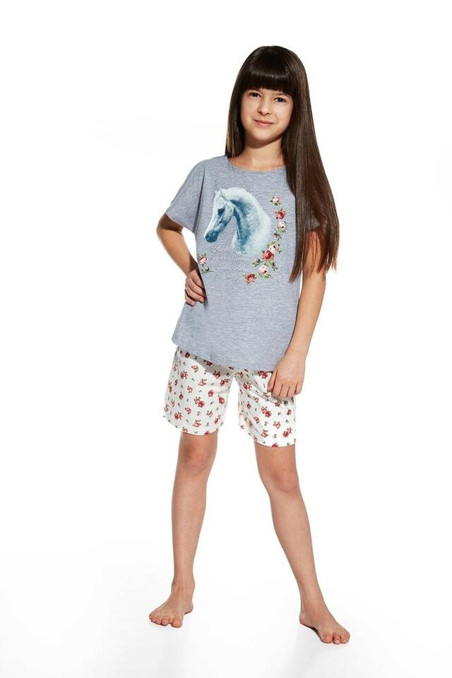 Dívčí pyžamo 788/53 Horse