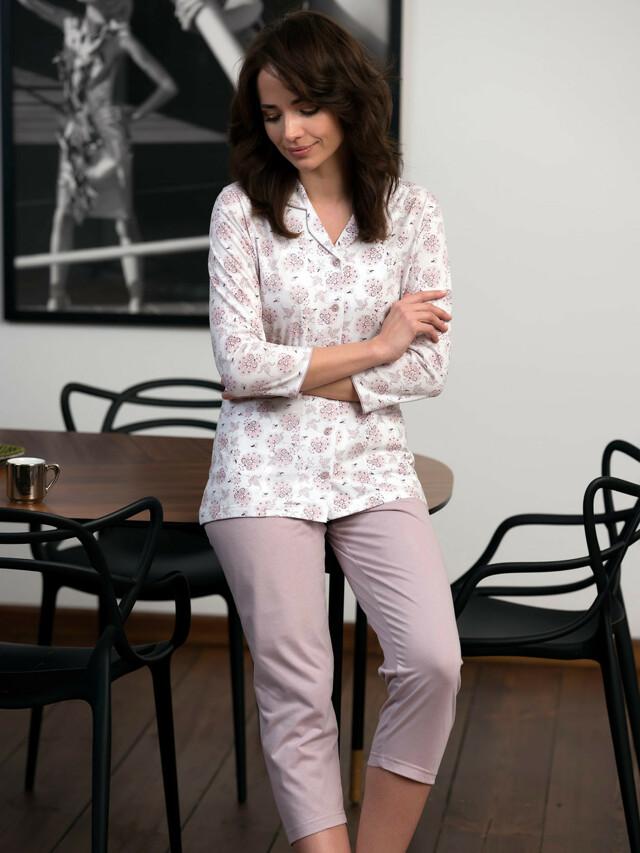 Dámské pyžamo Cana 181 3/4 M-XL