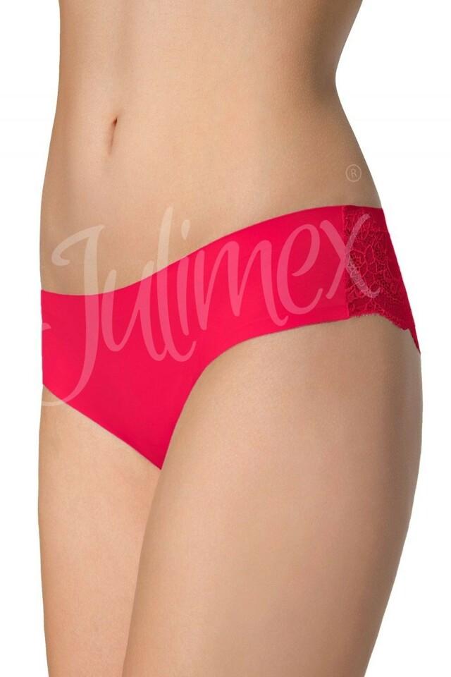 Dámské kalhotky Tanga red - L - červená