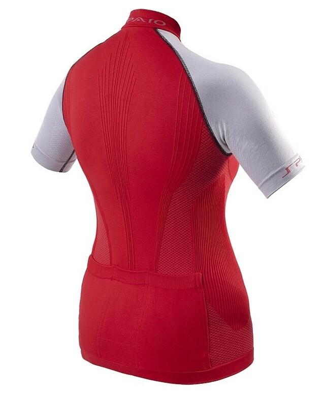 Sportovní triko Spaio Bike Line W01 dámské kr/r