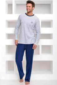 Pánské pyžamo Adrian 486 - Taro