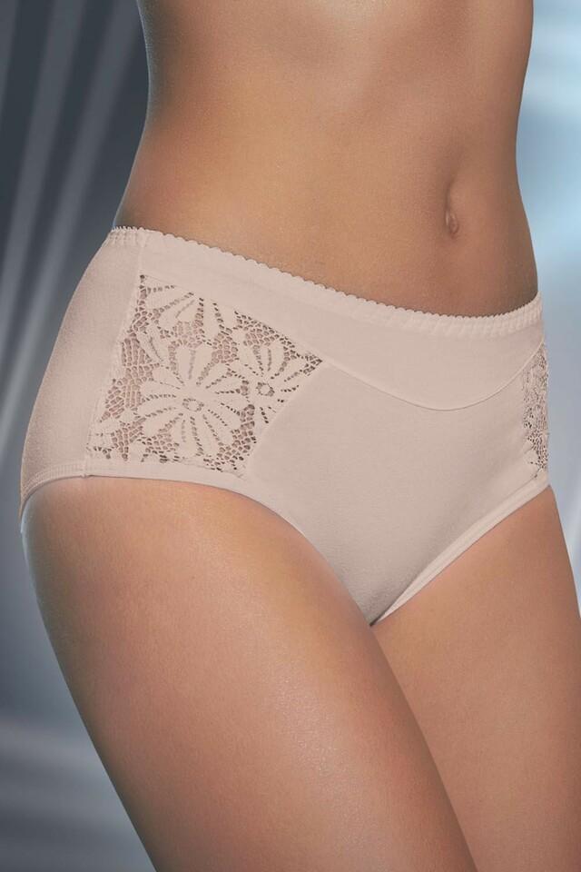 Kalhotky 2 - Darex - XXL - béžová