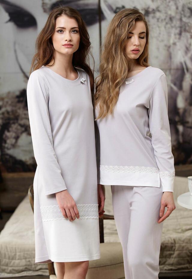 Dámské pyžamo Cana 384 S-XL dł/r