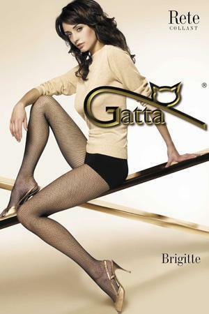 Punčochové kalhoty Gatta Brigitte 01