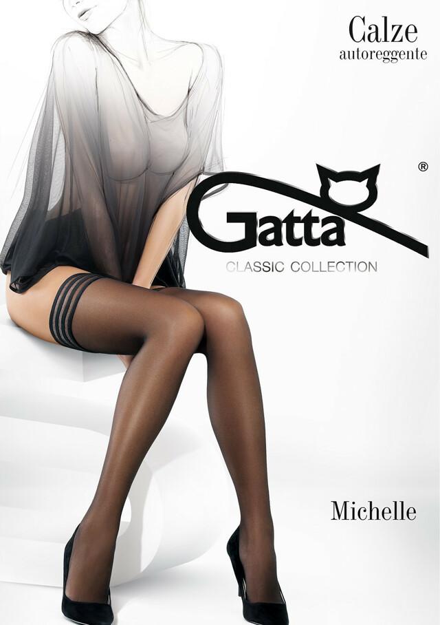Punčochy Gatta |Michelle nr 02 lycra 20 den