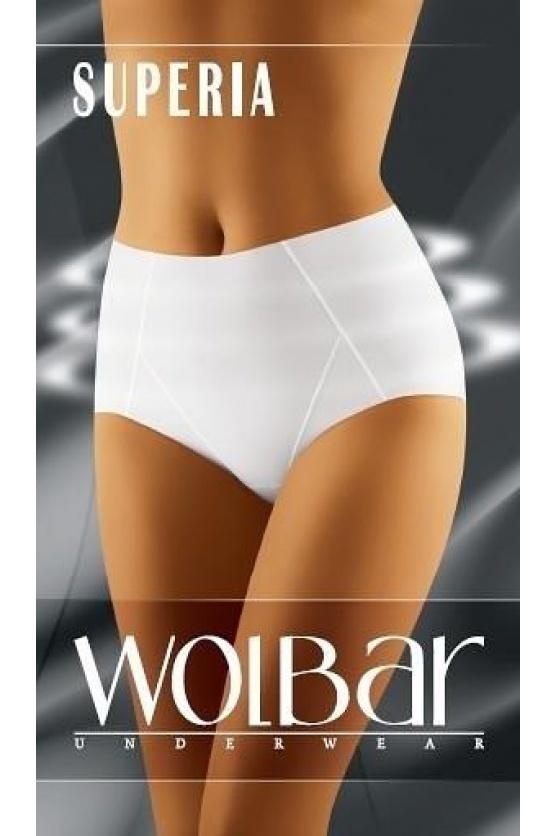 Kalhotky Superia - Wolbar - XL - bílá