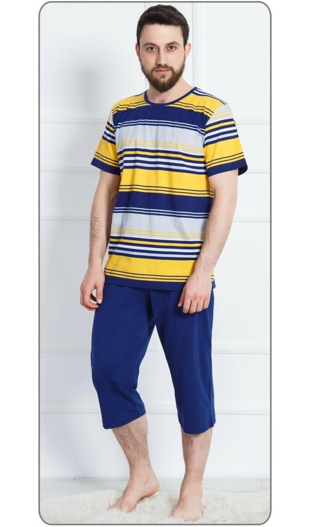 Pánské pyžamo kapri Martin