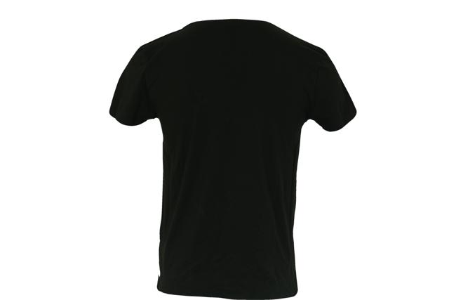 Pánské tričko U84A21JR02U - Guess - L - černá