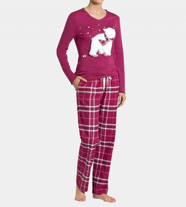 Dámské pyžamo Sets AW16 PK Bear - Triumph - 38 - klenot (00YJ)