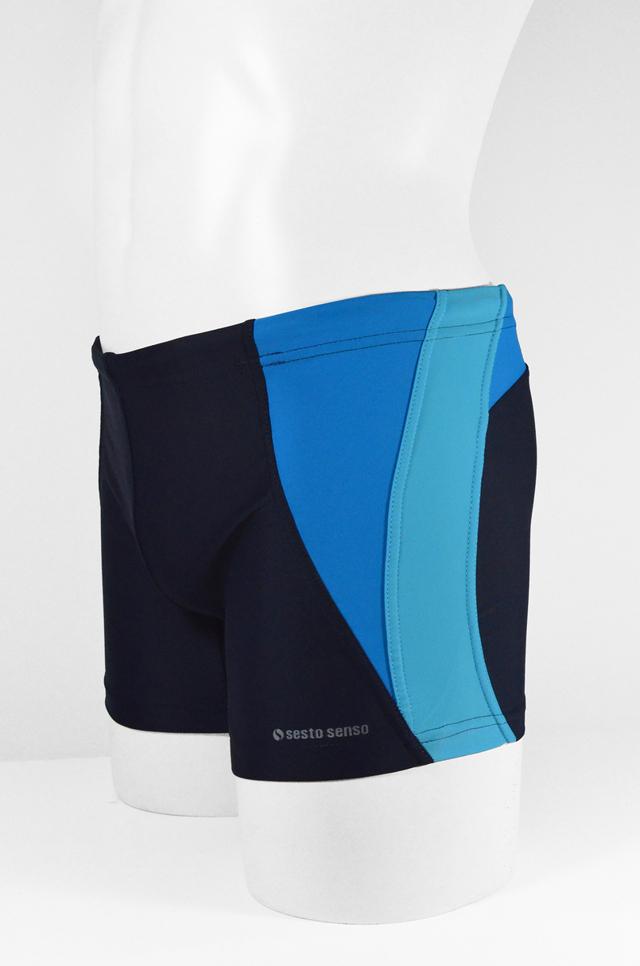 Pánské plavky boxerky BD 378 - SESTO SENSO - L