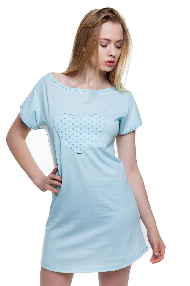 Dámská noční košile Love - S