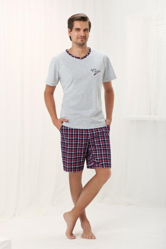 Pánské pyžamo Luna 755 kr/r M-2XL