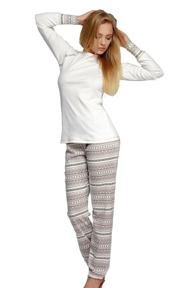 Dámské pyžamo Norveg - S