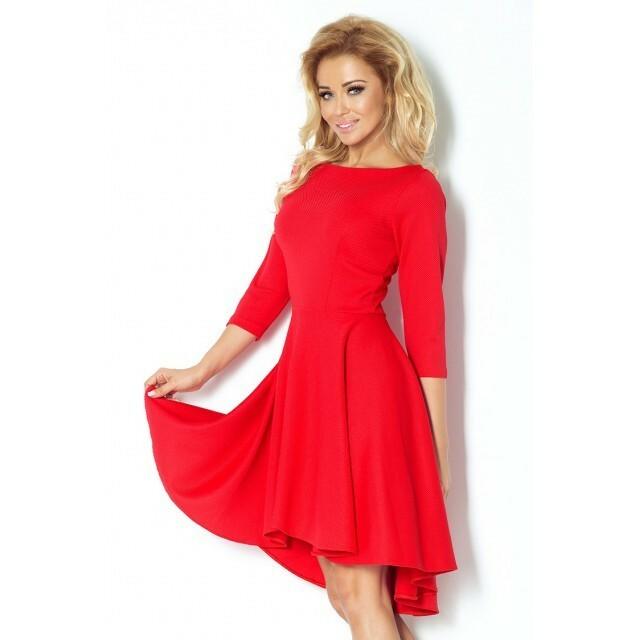 Dámské šaty SF 90-4 - Numoco - XL - červená