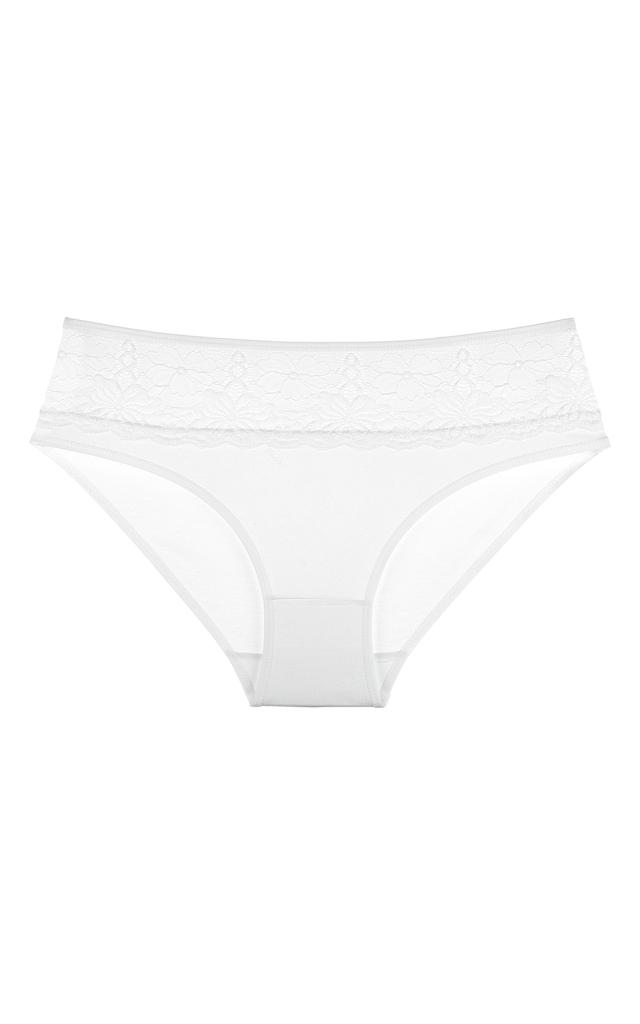 Dámské kalhotky Donella 314302 A'2 - M - bílá