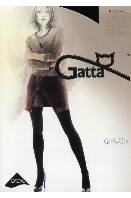 Punčochové kalhoty Girl- up 25 - Gatta