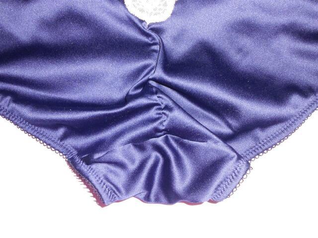 Dámské kalhotky 31-3122 - Pleasure State - M - tmavě modrá