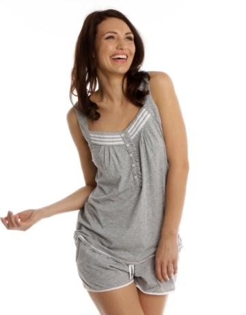 Dámská košilka YI2413057 - DKNY - XL - bílá