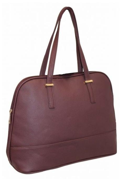 Elegantní dámská kabelka - univerzální - Černá