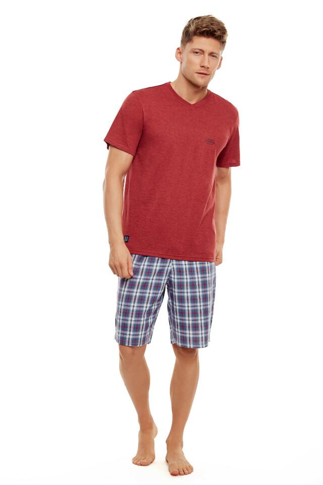 Pánské pyžamo Henderson 35711 Trip kr/r
